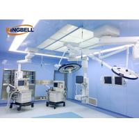 Quality Customized Size Modular Operating Room Corrosion Resistant Prevent Bacteria Growing for sale