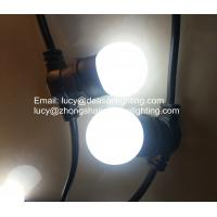 Quality patio string lights for sale