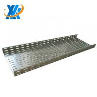 China Hot Dip Galvanized Wire Cable Tray(width:50mm-1200mm) on sale