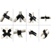 China 2.3 mm Thickness Wall Stamped metal connectors for pipe on sale