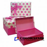 Quality Cardboard Paper Boxes for sale