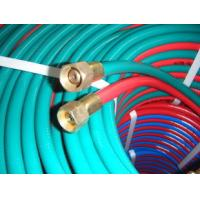 Quality Rubber Twin welding hose (Acetylene hose and Oxygen hose)  Oil/Flame resistant welding hose for sale