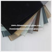 Quality 3-19mm Tempered Glass, Safety Glass, Toughened Painted Glass for sale