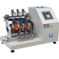 China NBS Rubber Abrasion Testing Machine Volume Measurement ASTM D1630 on sale