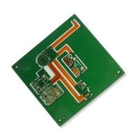 Quality Double Sided Rigid-flex PCB Board for Cell Phone for sale