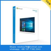 Quality Microsoft Korean Language Windows 10 Home Oem With 3.0 Usb Flash Drive for sale