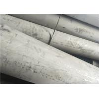 Quality Customized Round Metal Tubing Austenitic High Temperature Oxidation Resists for sale