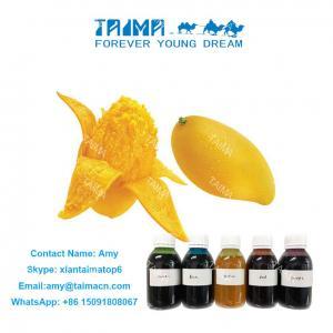 Quality Mango flavour/ Aussie mango ripe mango flavour flavor and fragrance food grade liquid for nicotine liquid for sale