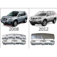 Quality Plastic Car Bumper Protection Skid Plates for 2008 2012 Nissan X-TRAIL(ROGUE) for sale