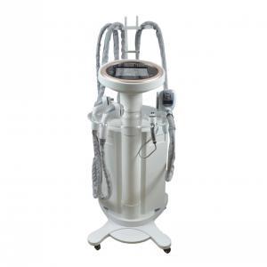 Quality Face Shaping 5mhz Rf Radiofrecuencia Tripolar Machine Vacuum + Cavitation for sale