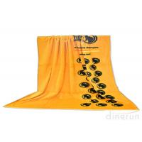 Easy Carry Custom Printed Beach Towels For Home / Outdoor DR-BT-09