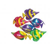 China Assorted Styles Inflatable Pool Animals OEM Designed Kids Fish Summer PVC Toys on sale