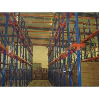 China 3.9m Detachable Drive-Through Pallet Racking , Adjustable Shelving System on sale