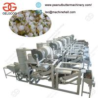 Quality China Industrial Hemp Seed Shelling Peeling and Separating Machine Plant for sale