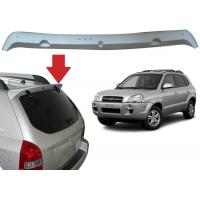 Quality Precision Car Roof Spoiler / Rear Wing Spoiler For Hyundai Tucson 2004 2008 for sale