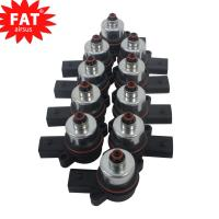Quality Glossy Air Suspension Electronic Valve Block For BM-W F01 F02 F04 F07 OEM 37206789450 37206864215 for sale