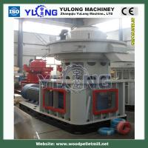 Quality high efficency 1-2 ton per hour wood pelletizing machine (CE) for sale