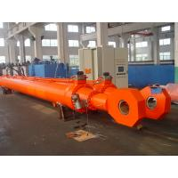 Quality Top Denudate Small Bore Long Stroke Hydraulic Cylinders Radial Gate Welded for sale
