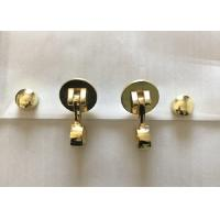 Quality H050 Funeral Articles Casket Handles / Gold European Style Casket Accessories for sale