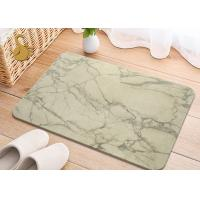 Quality Diatomite High Absorbent Printed Non Slip Area Rugs Dry Quickly Non Slip Bathroom Mats for sale