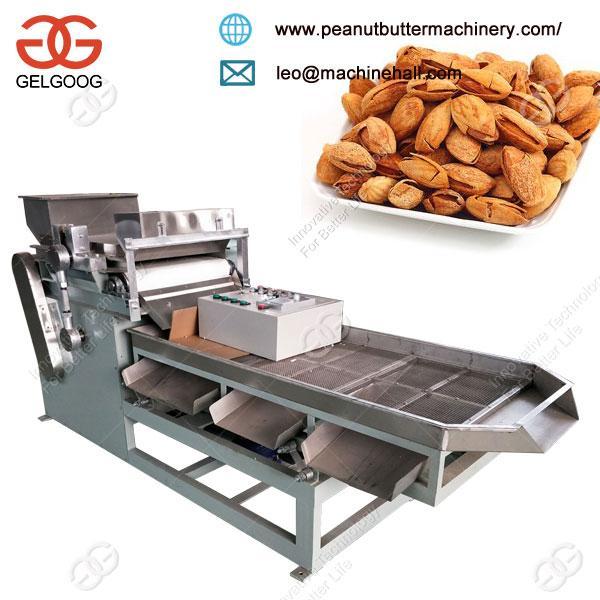 Almond Nut Pista Cutting Machine