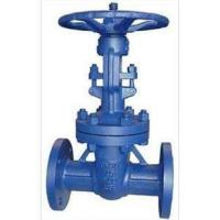 Quality DIN Standard Cast Steel Gate Valve PN10 / 16 / 40 / 64 Pressure Handwheel Operation for sale