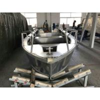 Quality Professional Custom Aluminum Fishing Boats 5.2m With Cuddy Cabin for sale