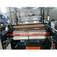 Quality 1500mm Automatic Roll PE Stretch Film Manufacturing Machine Co Extruder Machine for sale
