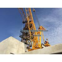 Quality QD3023 Luffing Jib Derrck Crane 8tons Max.Load 2.3tons at 30meters Arm for sale