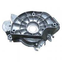 Quality Metal Aluminum Gravity Die Casting Parts Motorcycle Spare Parts Chrome Plating for sale