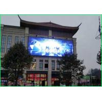 Quality Lightweight Waterproof Led Large Screen Display Board Programming Smd2727 for sale