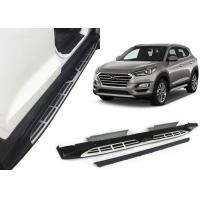 Quality New Condition Black Side Step Bars For Hyundai New Tucson 2019 for sale