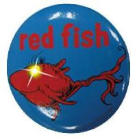 Quality Flashing Button Badge (TB-08) for sale