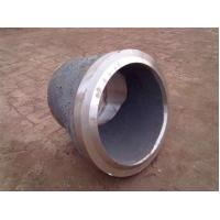 Quality ASME / ANSI B16.9 and ASME / ANSI B16.28 Bevel ends eccentric reducer pipe fittings for sale