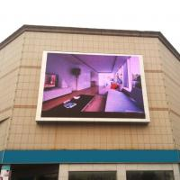 Quality 6000 Nit Outdoor Advertising LED Display , Outdoor Led Billboard Video Wall for sale