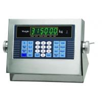 Quality Stainless Steel Truck Scale Indicator With Printer 30.5mm LED Display for sale
