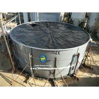 Quality Bolted Steel Water Storage Tanks With AWWA And OSHA Standard For Drinking Water Storage Project for sale