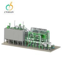 Quality Energy Saving Compact Flour Mill Flour Mill Equipment 120 Tons Per Day for sale