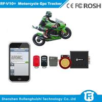 Quality smart easy hide gps sms gprs vehicle tracker for motorcylce for sale