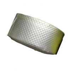 Quality Aluminum Foil Butyl Powerful Waterproof Tape High Viscosity Mending Waterproof Membrane for sale