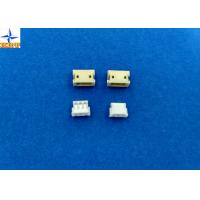 Quality 1.50mm Pitch ZH SMT Connector Side Entry Type Shrouded Header Right Angle Connector for sale