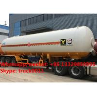 Quality Factory sale lowest price China-made bulk road transported lpg gas tank, Wholesale best price lpg gas tank trailer for sale