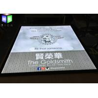"""Quality 24"""" X 48"""" Single Side Magnetic Light Box Shopping Mall Advertising Sign for sale"""