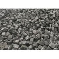 China Low S Cubic Formed Coke Mineral Substitute Product 120x120x 120mm Size on sale