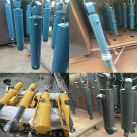 Quality Snow Plow Lift Cylinder Cold Drawn Honed Tubing Steel Body Material for sale