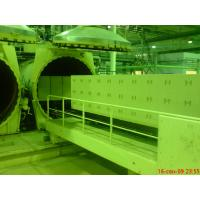 Quality Food Rubber Sand Concrete Autoclave Industrial / AAC Block Equipment Φ2M for sale