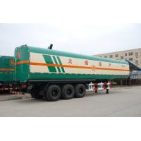 Quality CIMC China factory fuel tank trailer oil tank  truck carbon steel tanker trailer for sale