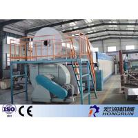 Quality Industrial Waste Paper Pulp Making Machine For Apple Trays / Drink Trays for sale