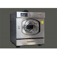 Quality 30kg Industrial Washer Extractor Large Commercial Washer And Dryer CE Certificate for sale