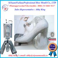 China Classic Pvc Jelly Lady Shoe Moulds, shoes moulds Making Pvc Sandals, PVC crystal molds on sale